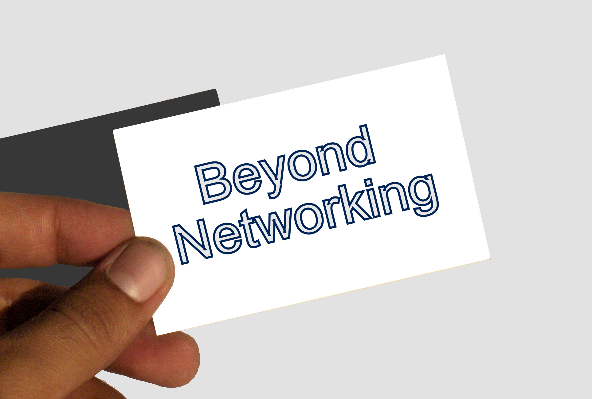 Business Card – Beyond Networking – Total Package Pro Coach