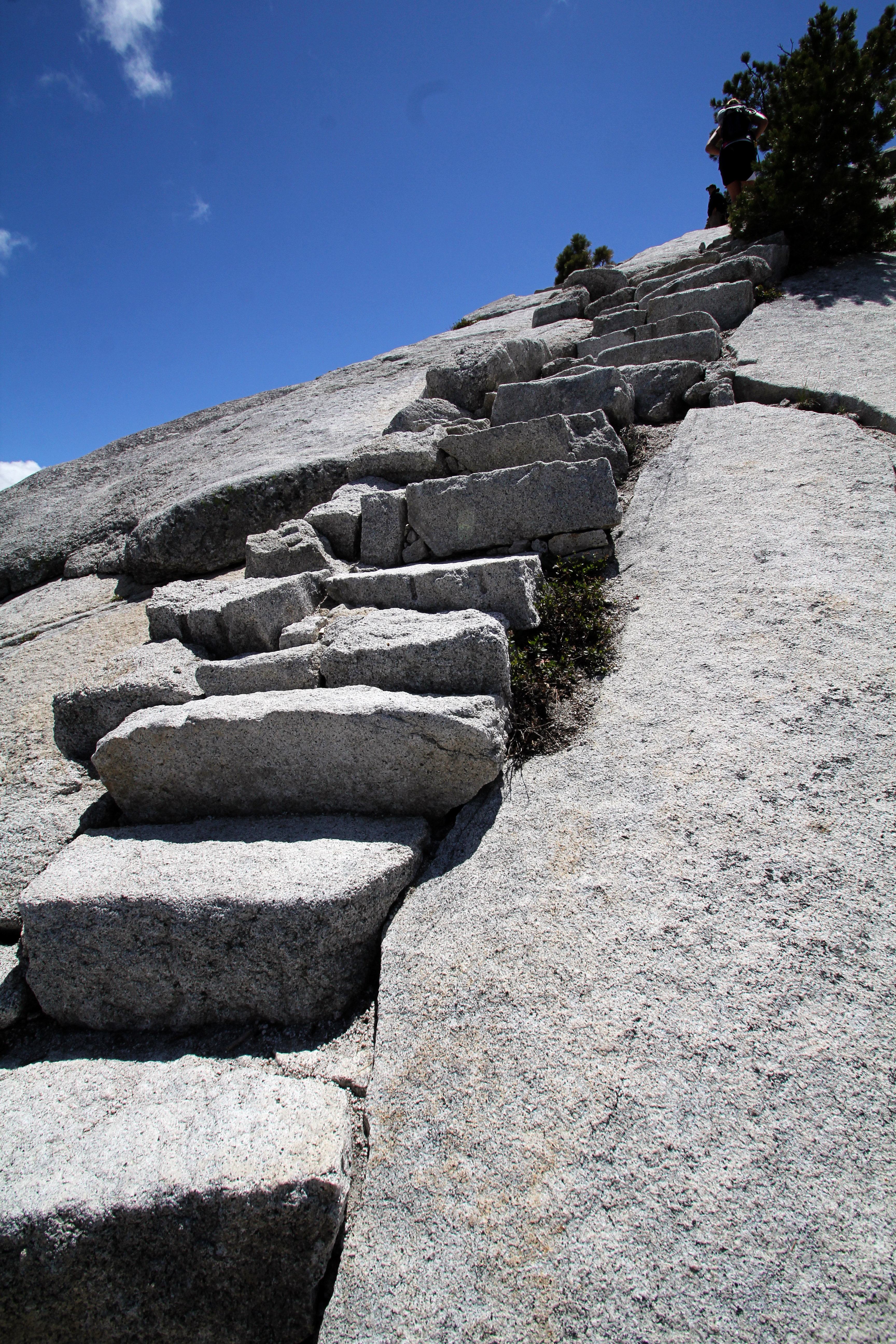 Steps in Rock
